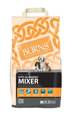 BURNS HYPO-ALLERGENIC MIXER