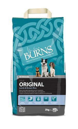 BURNS LAMB & BROWN RICE 2kg