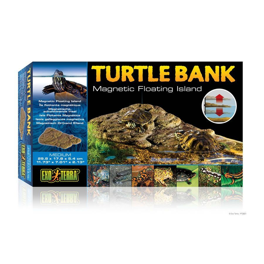 ET Turtle Bank Island Medium, PT3801
